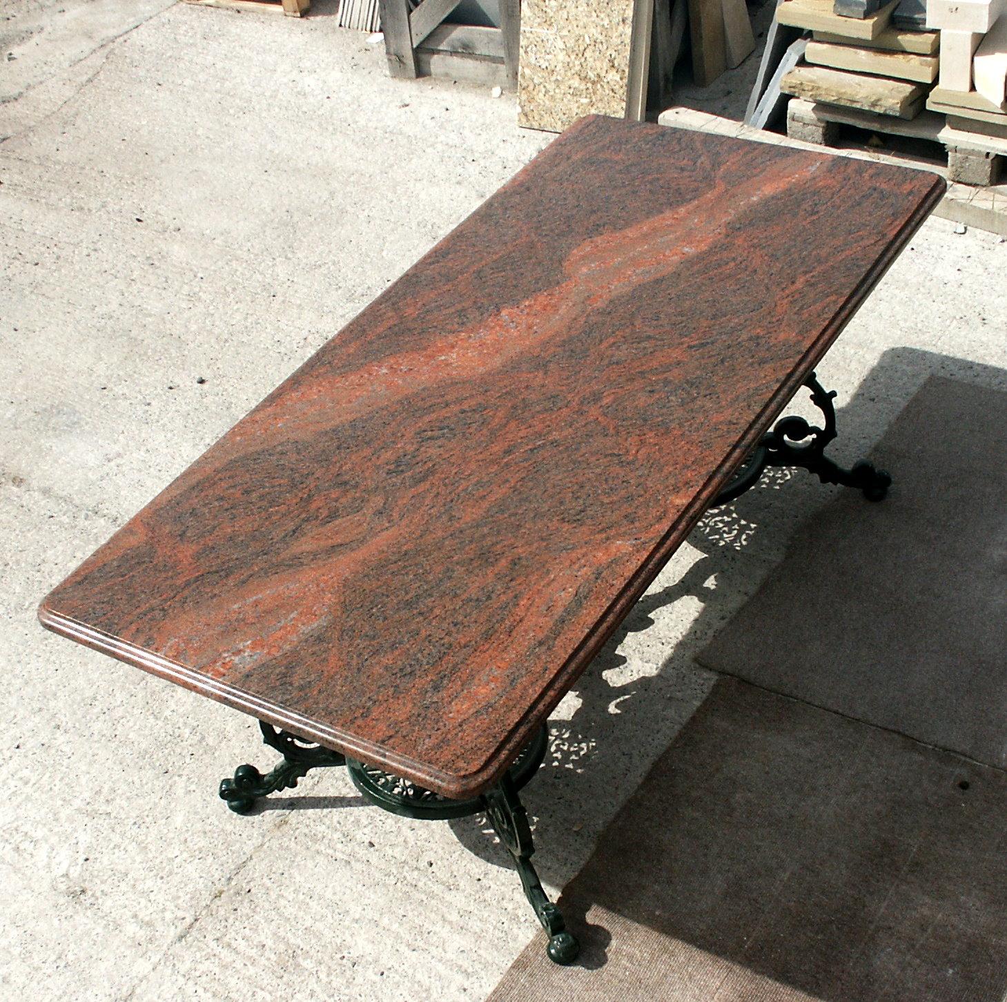 Bespoke table tops